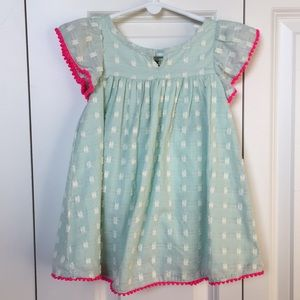 Other - Mint Green 18mo Dress with diaper cover